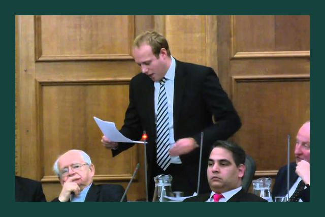 Councillor Daniel Thomas